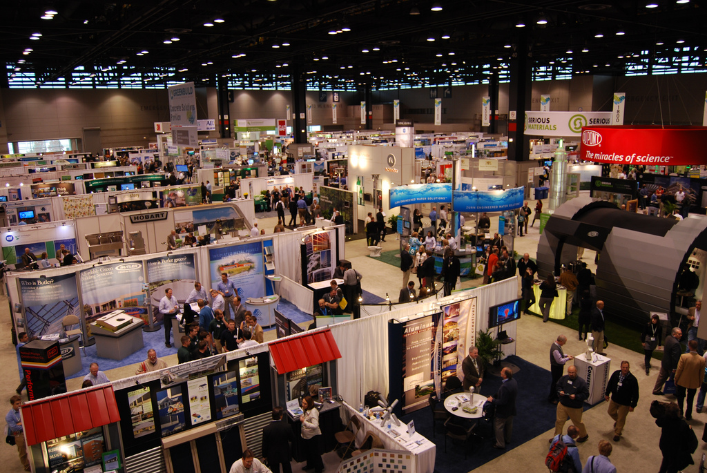 5 Trade Show Success Tips For Marketers